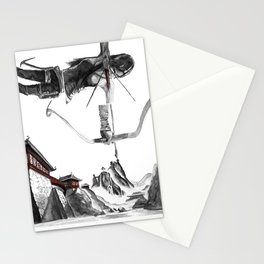 Lara Croft: Dimensional Shift  Stationery Cards