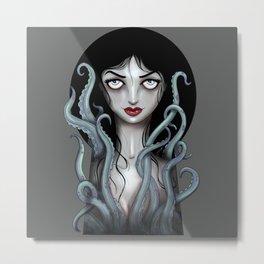 Come and See (dark variant) Metal Print