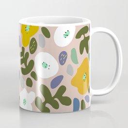 Winter flower meadow Coffee Mug