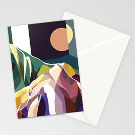 At Mont-Rebei Stationery Cards