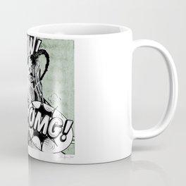 I Kissed a Girl - B&W Coffee Mug