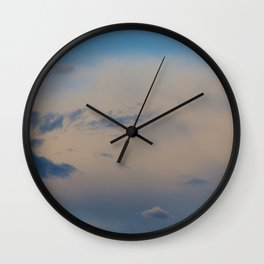 cloud in #Canada Wall Clock