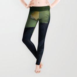 A DECADENT GIRL - RAMON CASAS Leggings