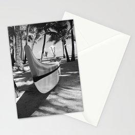 Kuau Hawaii Outrigger Canoe Paia Maui Hawaii Stationery Cards