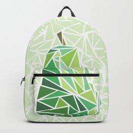 Pear geometry Backpack