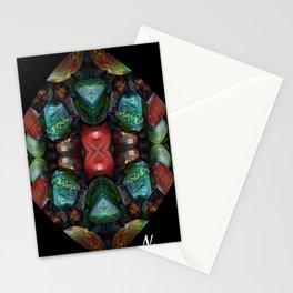 Eyes For Vladimir Stationery Cards