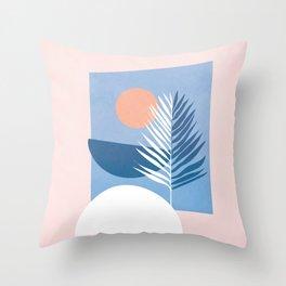 Geometric Shapes 06 Throw Pillow