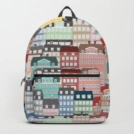 Wonderland of Happy People Backpack