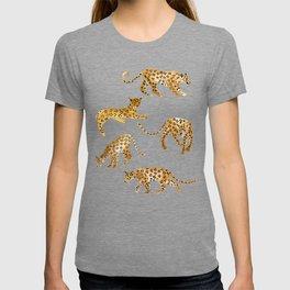 Jaguars in Jade T-shirt
