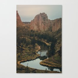 Smith Rock Canvas Print