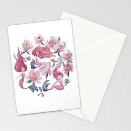 Mini Mermaid Mischief Stationery Cards