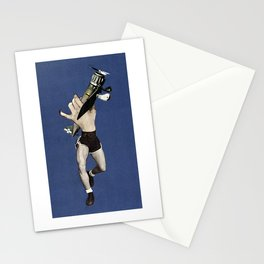 Private Plane Stationery Cards