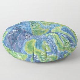 Map of the Salish Sea Floor Pillow