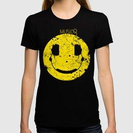 Music Smile V2 T-shirt