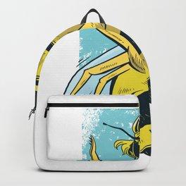Bienen Koenigen Backpack