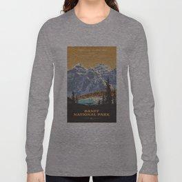 Banff National Park Langarmshirt