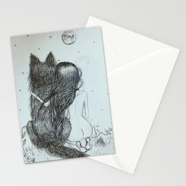 The loyals Stationery Cards