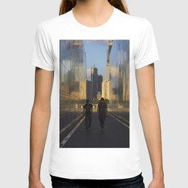 Wormhole Walls T-shirt