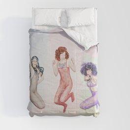heure de couleur Comforters