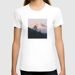 Mountain Sunrise 01 T-shirt