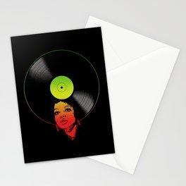Afrovinyl (Rasta) Stationery Cards