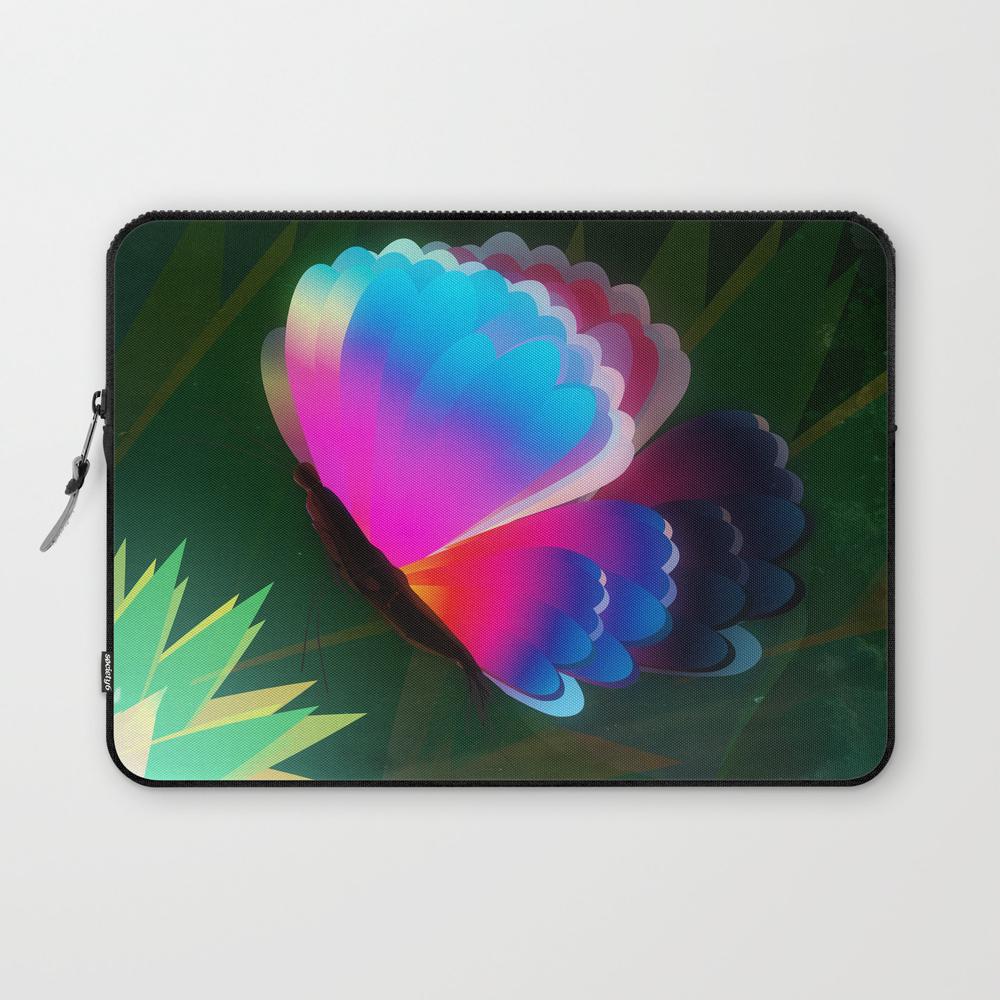 Butterfly Ii Laptop Sleeve LSV786607