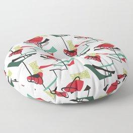 Atomic Mobile Floor Pillow