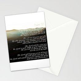 Psalm 121 Stationery Cards