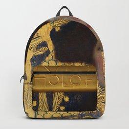 Gustav Klimt - Judith and the Head of Holofernes Backpack