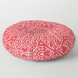 Mandala 38 Floor Pillow