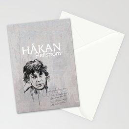 Håkan Hellström Stationery Cards