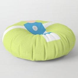 #79 Foosball Floor Pillow