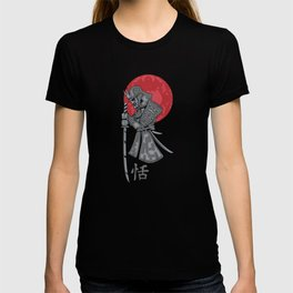japanese sword T-shirt