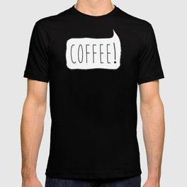 COFFEE! T-shirt