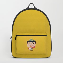 Ice Cream Please (Yellow Tales Series) Backpack