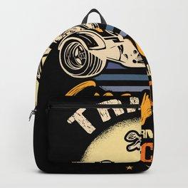 Triker Grandpa Gift Trike Grandfather Backpack