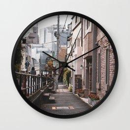 Tokyo 38 Wall Clock