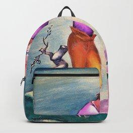 Eugeniusz Zak - Landscape with a wanderer - Digital Remastered Edition Backpack