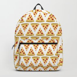 Pizza Pattern Backpack