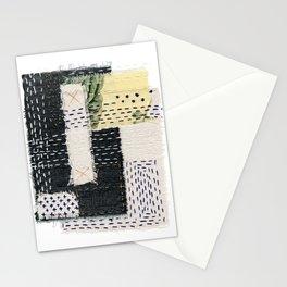 Boro Kantha Textile Art 002 Stationery Cards