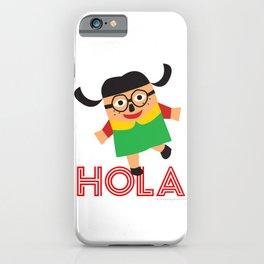 HOLA iPhone Case