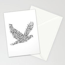 Bird Of Peace Stationery Cards
