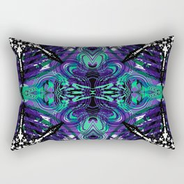 Which Direction 02 Rectangular Pillow