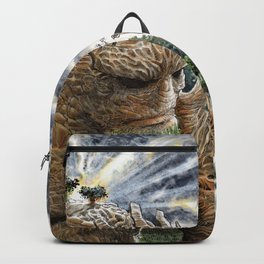 The Earth Golem Backpack