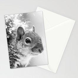 Still I love Snow Stationery Cards
