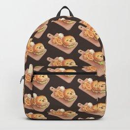 Smile Dog Burger Backpack