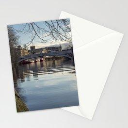 Lendal Bridge, York Stationery Cards