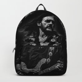 Lemmy - In the black Backpack