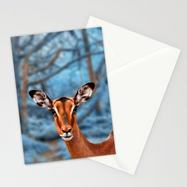 Impala Winterland Stationery Cards