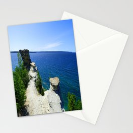 Castle in the Sun Stationery Cards